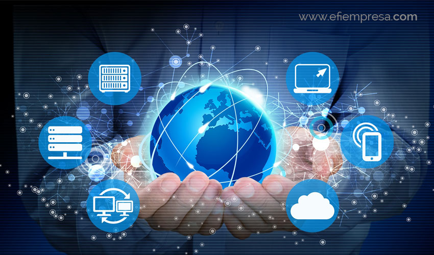 Negocios, empresas, paradigma cloud, procesos de excelencia