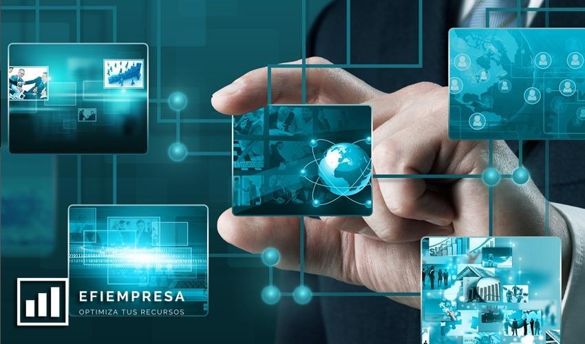 Tecnología y Empresas un Paso hacia el Éxito. Efiempresa