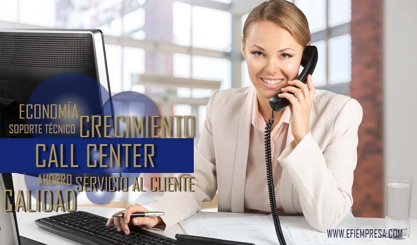 Call Center, Atención 24/7 a su Alcance. efiempresa