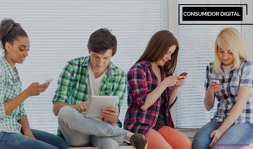 Consumidor Digital: Compras Rápidas pero Inteligentes. Efiempresa