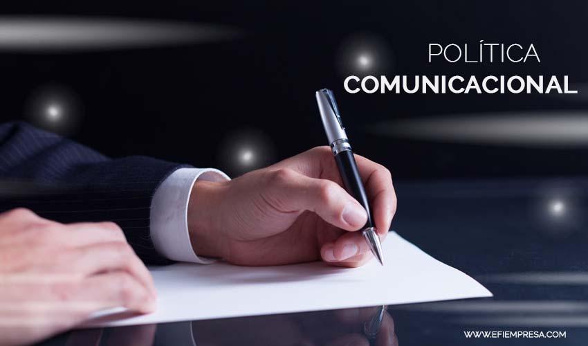 Política Comunicacional para Posicionar la Organización