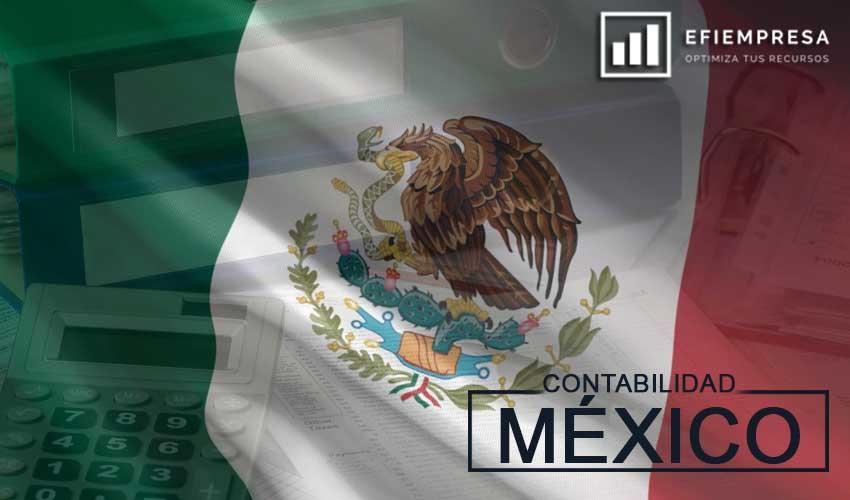 Contabilidad en México, Consideraciones Básicas. Efiempresa