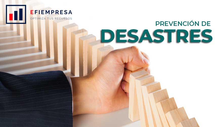Prevención de Desastres, Organizaciones Preparadas para Contingencias
