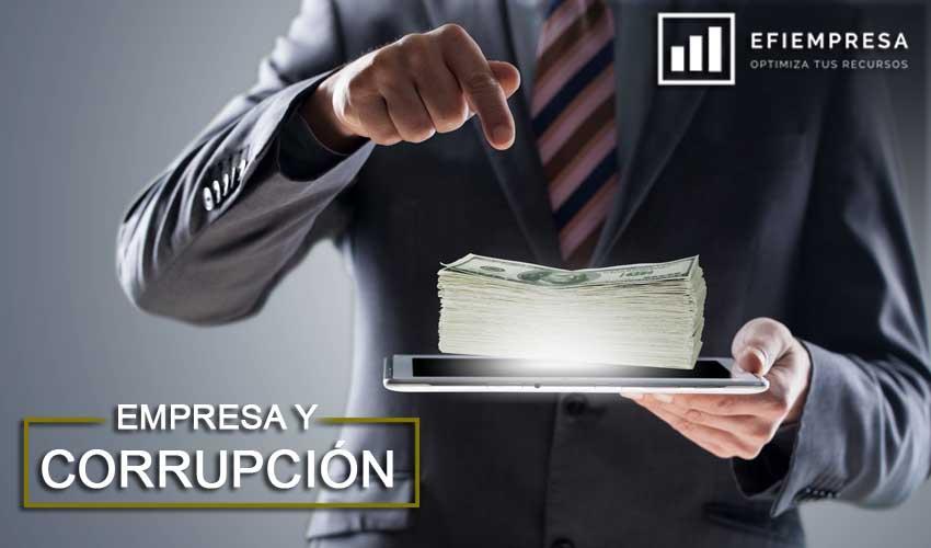 Empresa y Corrupción, una Sociedad que Conviene Evitar