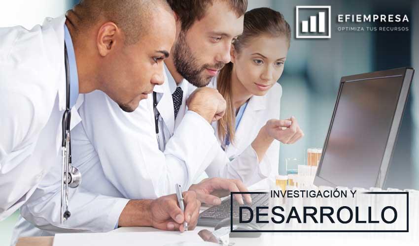 Investigación y Desarrollo Empresarial